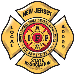 new pfanj state association decal a
